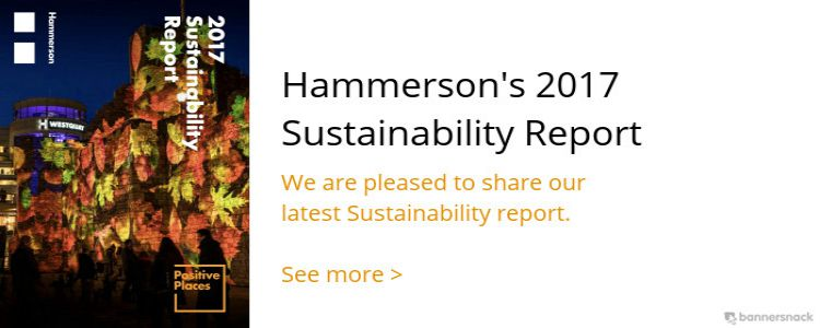Hammerson Sustainability Report 2017