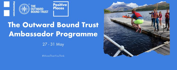 Hammerson colleagues embark on The Outward Bound Trust Ambassador Programme